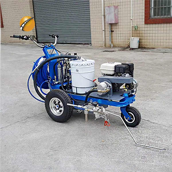 Hand Push Easy Operation Road Marking Machine with Ce Certificates